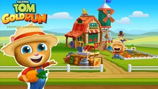 Talking Tom Gold Run Big Update - New World Ginger
