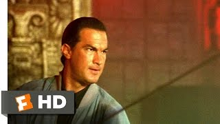 Marked for Death (5/5) Movie CLIP - Hatcher Battles Screwface (1990) HD