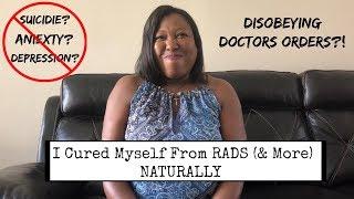Healing Myself Naturally | Restrictive Airway Disease
