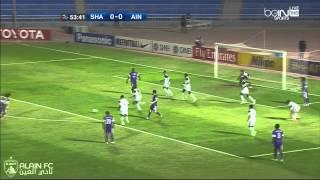 22-04-2015 ملخص مباراة الشباب السعودي والعين -دوري أبطال آسيا-