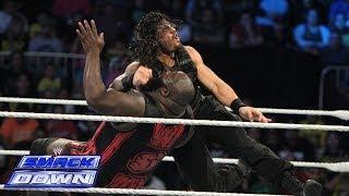 Mark Henry vs. Roman Reigns: SmackDown, Dec. 27, 2013
