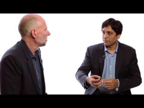 Scott Galloway and NYU Professor Arun Sundararajan Employment in the Sharing Economy