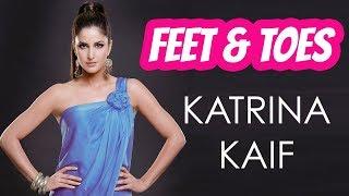 KATRINA KAIF Feet & Toes   👣 WikiFeet Viral 4K Compilation  Soles Legs Nails