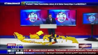 Pembangunan Infrastruktur 2 Tahun Kepemimpinan Jokowi-JK