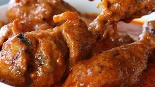 ঢাকাইয়া মুরগি ভূনা (Chicken Curry, Dhaka Style) R# 18