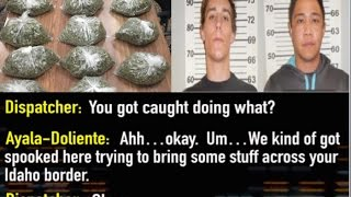 Admitted drug dealers get high and call the Idaho cops