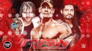 2016: WWE Monday Night Raw Official Theme Song -