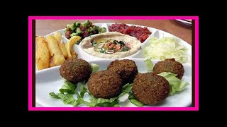 [Fashion News] Today's lunch: harissa falafel from taim mobile
