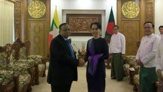 بورما وبنغلادش توقعان اتفاقا لبدء إعادة اللاجئين الروهينغا إلى بلادهم خلال شهرين