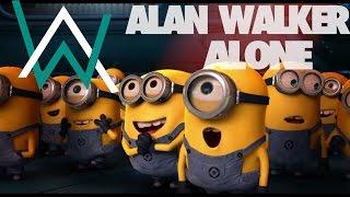 Alan Walker - Alone (Minions Version) [Short Film]