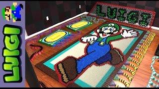 Luigi (IN 17,472 DOMINOES!)