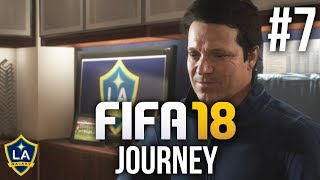 FIFA 18 The Journey Gameplay Walkthrough Part 7 - UP AND DOWN LA LIFE  (Full Game)