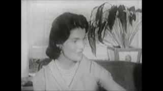 1956 - Jacqueline Kennedy interview