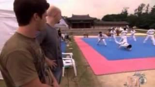 Human Weapon - Taekwondo - National Korean demo team