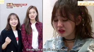 [Vietsub] {FancyJung} Yoojung & Doyeon gửi lời nhắn tới Somi