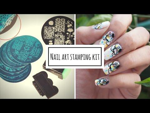 Xxx Mp4 Nail Art Stamping Kit Quick Nail Art 3gp Sex