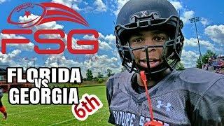 Highlights | 6th grade | Florida vs Georgia | Future Stars Game