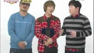 [ENG SUB in annotations] 111224 Infinite - Weekly Idol 1/3