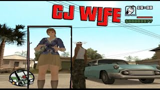 GTA San Andreas | Call a Wife | CLEO | +[DOWNLOAD LINK]