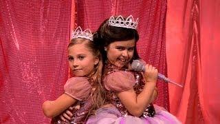 World Premiere! Sophia Grace & Rosie