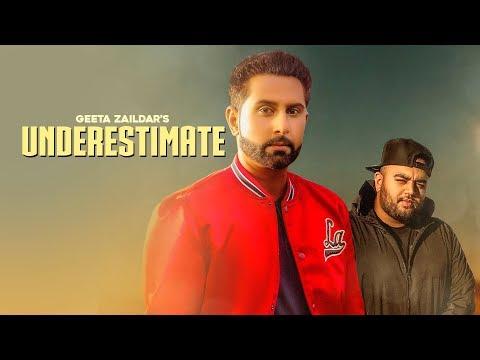 Xxx Mp4 UNDERESTIMATE Geeta Zaildar Official Video Gurlez Akhtar Karan Aujla Deep Jandu 3gp Sex