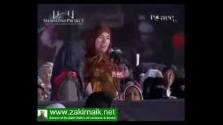Zakir Naik Q&A-247  |   This question brings tears in eyes Pls pray for this girl & her father)
