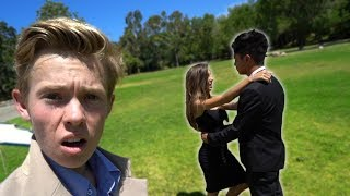 SHE GOT ME BACK! *Caught Cheating*
