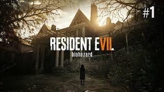 Twitch Livestream | Resident Evil 7: Biohazard Part 1 [Xbox One]