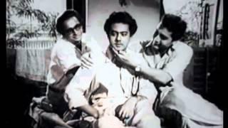 Hemanta Mukherjee -Keno Dure Thako-Bangla Film Song, Sesh Projonto .flv