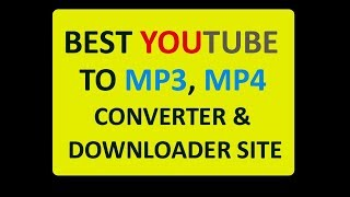 Convert YouTube Videos in just 3 Sec (Latest YouTube Downloader 2018)