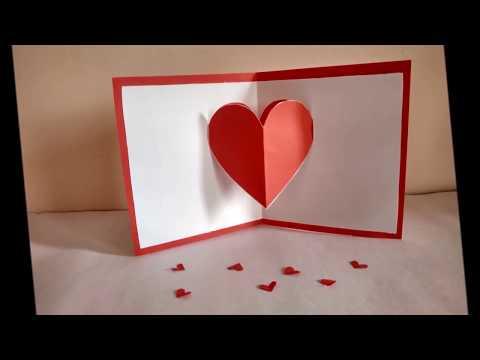 Xxx Mp4 Heart Pop Up Card By Zainab 3gp Sex