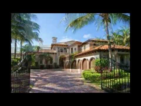 Tequesta Florida waterfront pool home for sale $ 2,995,000