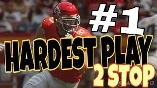 HARDEST TRICK MONEY PLAY SCHEME TO STOP IN MADDEN 19! BEST OFFENSE PASS AND RUN TIPS AND TRICKS
