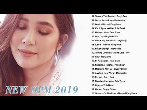 NEW OPM 2019 This Band December Avenue Moira Dela Torre Juan Karlos I Belong to the Zoo