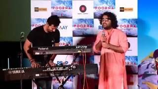 Baabul Mora ( Soulful Version ) Arijit Singh Live Ft Salim Merchant | Poorna 2017