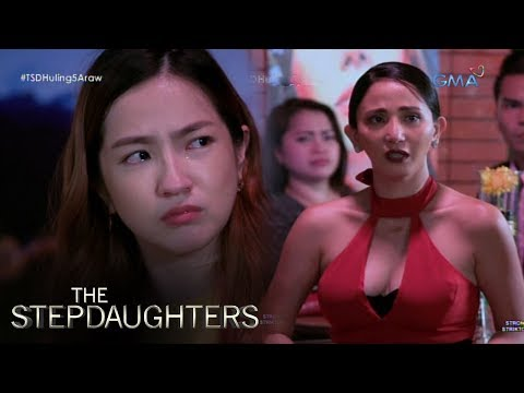 The Stepdaughters: Paglaglag ni Grace kay Isabelle | 174