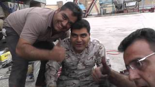 Iran - Rafsanjan / Gearbox repairing