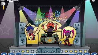 Rock Star's Room Photo Booth Fantage music