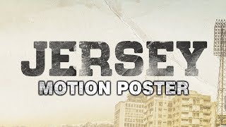Jersey (2019) New Hindi Dubbed Motion Poster | Nani, Shraddha Srinath, Sathyaraj