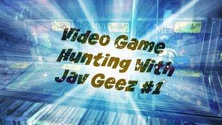 Video Game Hunting With Jav #1 | NY Giants | PlayStation, PS2, Xbox , Sega, Retro Games