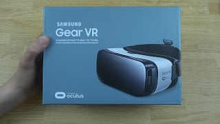 Samsung Gear VR Unboxing!