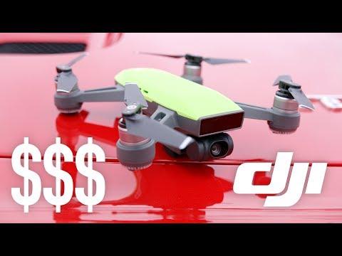 500 Drone vs 3000 Drone DJI Spark vs Inspire 1