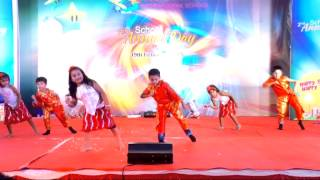 School Annual day Honey bunny dance