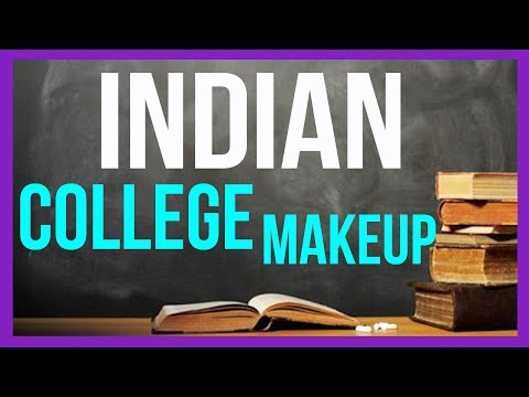INDIAN College Makeup Must haves! {Delhifashionblogger}