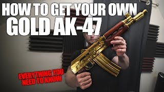 How Much Does a GOLD AK-47 Cost? | Everything You Need to Know