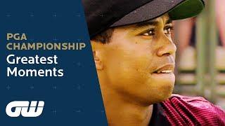 The Greatest PGA Championship Moments Ever | Golfing World