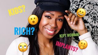 Reacting To Your Best Assumptions About Me | Kids? Rich? Fake Boobs...What? | Style Domination