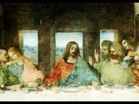 Santa Ceia de Leonardo Da Vinci A Pintura Amaldiçoada