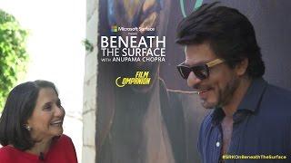 Beneath The Surface - Shahrukh Khan - Promo