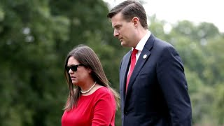 White House faces questions over Rob Porter